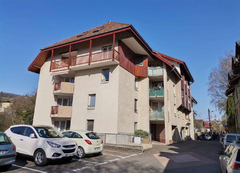 Appartement à vendre 49.85m2 à Rumilly