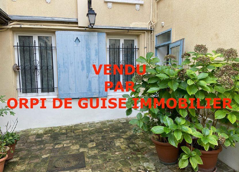 Appartement à vendre 50.63m2 à Saint-Germain-en-Laye