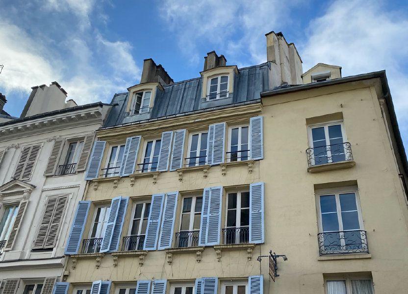 Appartement à vendre 66.95m2 à Saint-Germain-en-Laye
