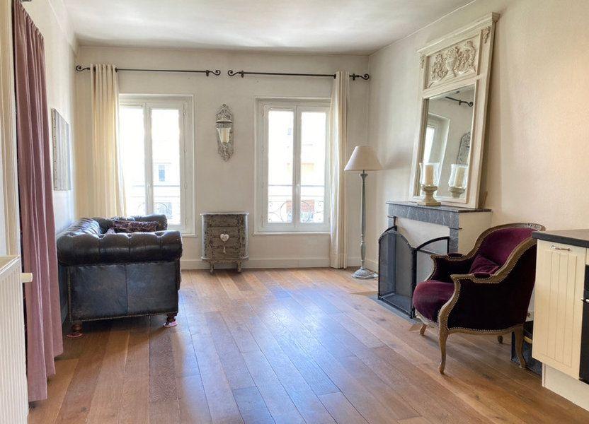 Appartement à vendre 61.03m2 à Saint-Germain-en-Laye