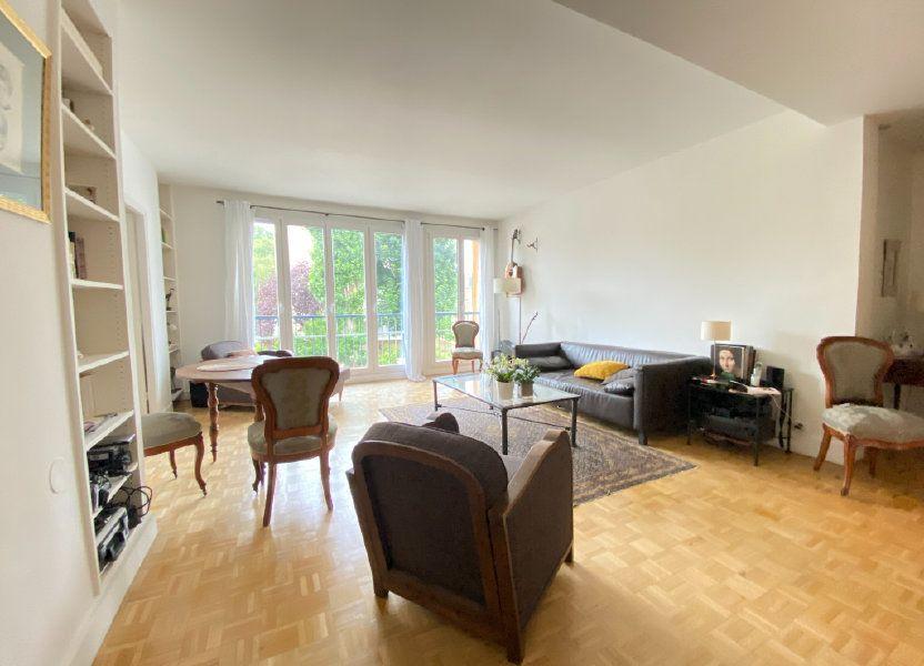 Appartement à vendre 89.12m2 à Saint-Germain-en-Laye