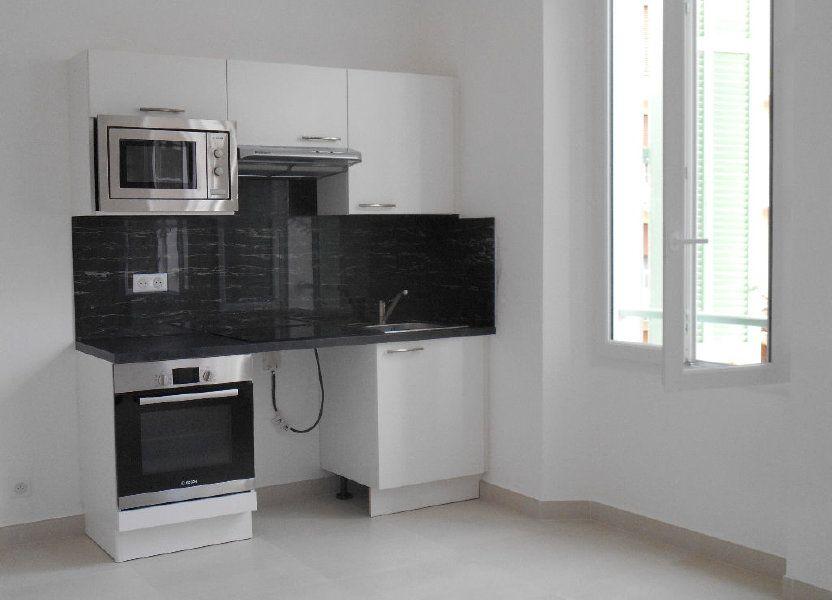 Appartement à louer 22.7m2 à Cannes