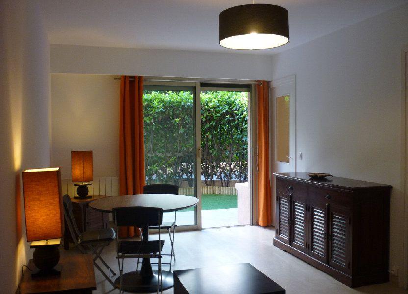 Appartement à louer 32m2 à Le Cannet