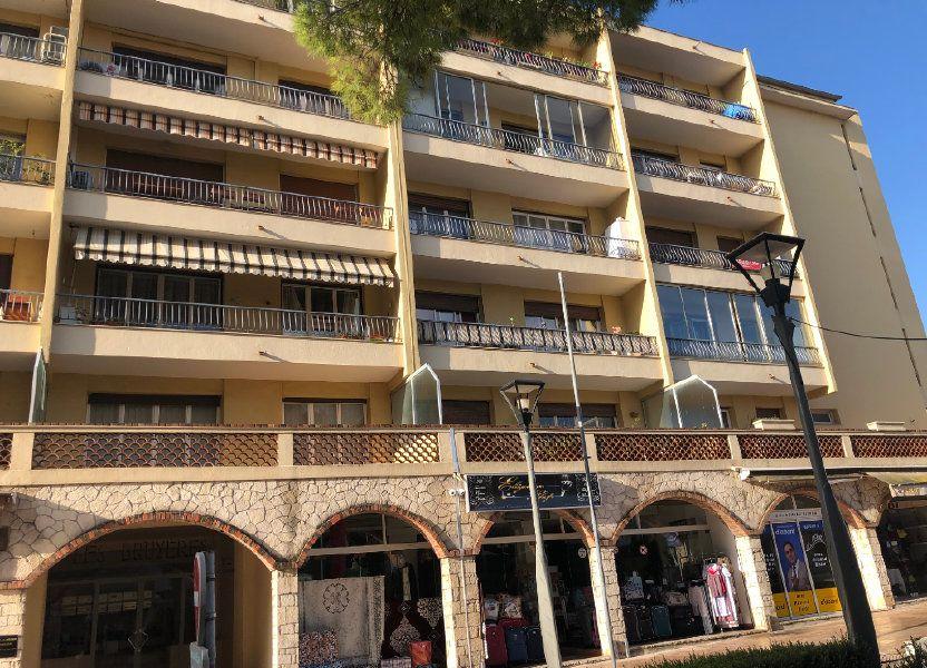 Appartement à vendre 25.22m2 à Vallauris