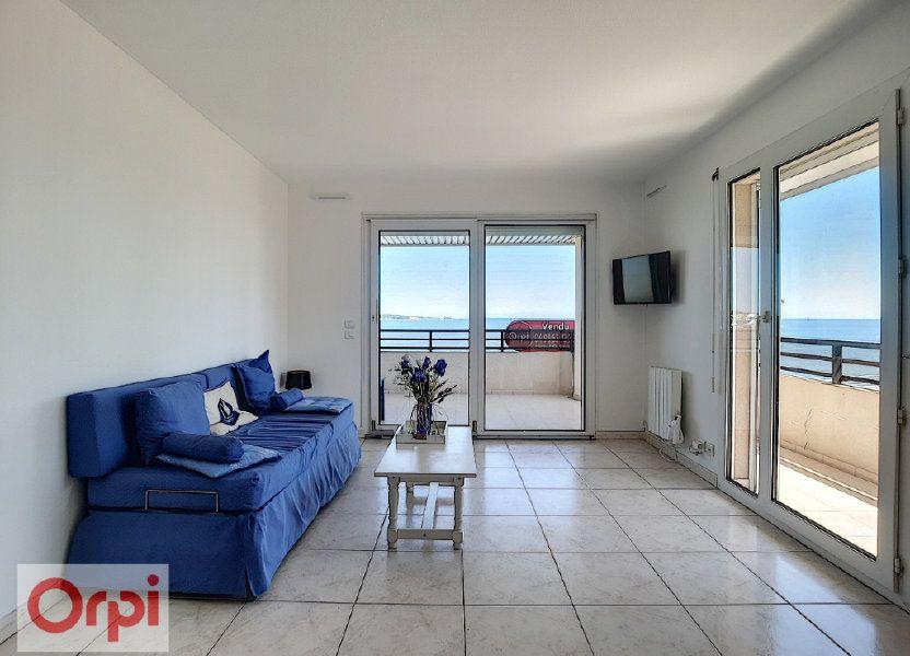 Appartement à vendre 60.34m2 à Golfe Juan - Vallauris