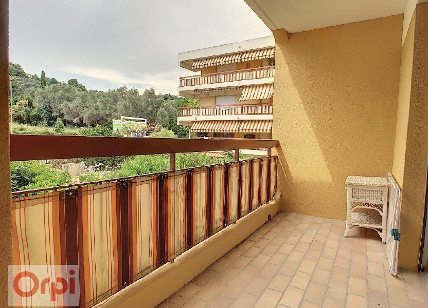 Appartement à louer 36.93m2 à Vallauris