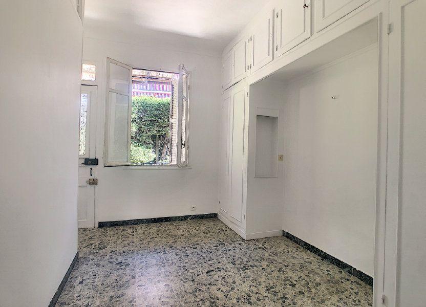 Appartement à louer 33.75m2 à Nice