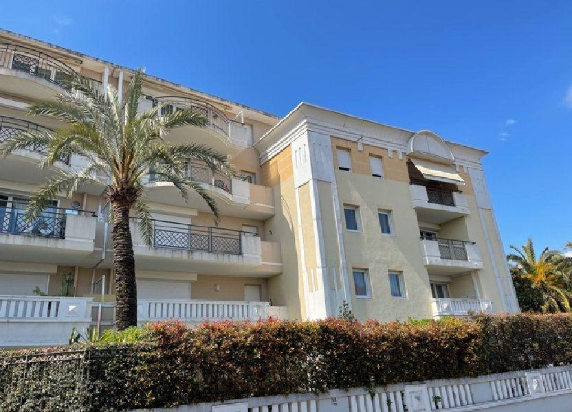 Appartement à vendre 60.4m2 à Golfe Juan - Vallauris