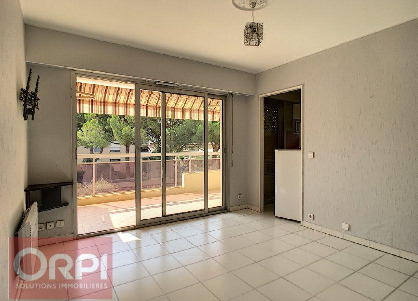Appartement à vendre 30m2 à Golfe Juan - Vallauris