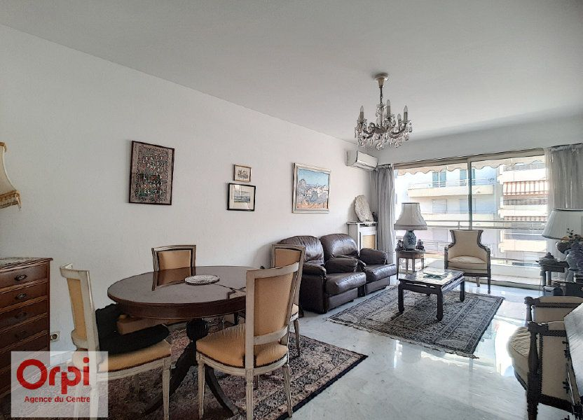 Appartement à vendre 78m2 à Juan-les-Pins - Antibes