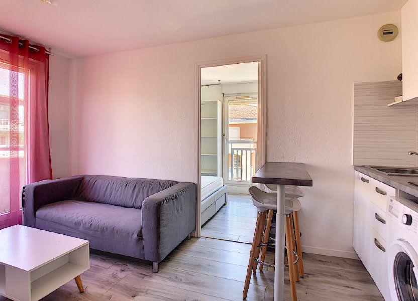 Appartement à louer 25.55m2 à Golfe Juan - Vallauris