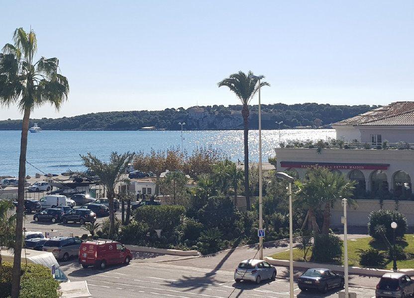Appartement à louer 35m2 à Cannes