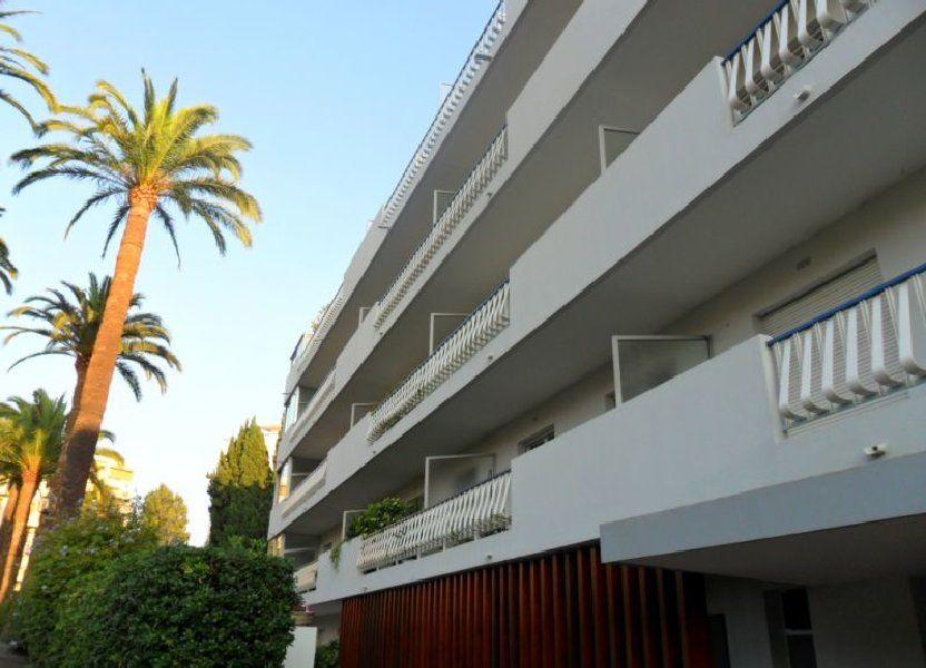 Appartement à louer 42.55m2 à Cannes