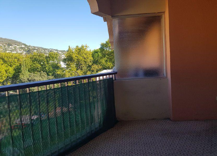 Appartement à louer 27.49m2 à Mandelieu-la-Napoule