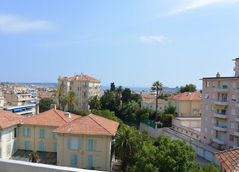 Appartement à louer 67.6m2 à Cannes