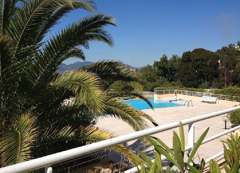 Appartement à louer 39.81m2 à Cannes