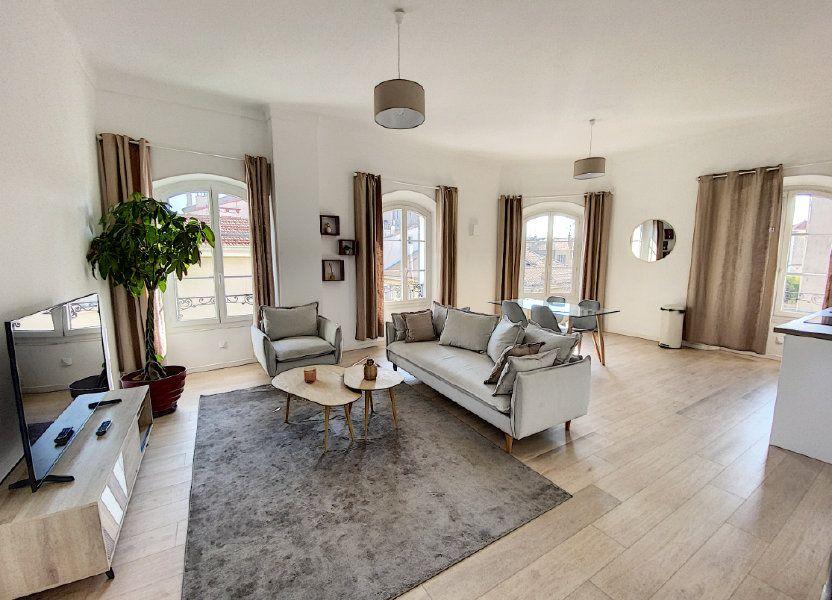 Appartement à vendre 91.4m2 à Cannes