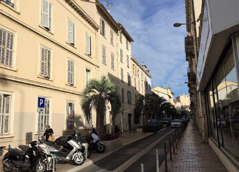 Appartement à louer 18.5m2 à Cannes