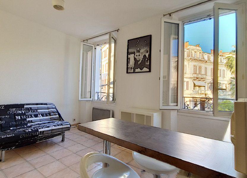 Appartement à vendre 20m2 à Cannes