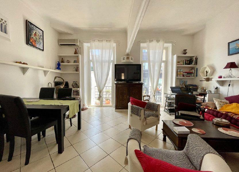 Appartement à vendre 47.44m2 à Cannes