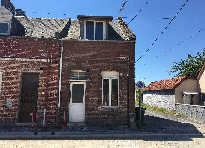Maison à louer 65m2 à Chauny