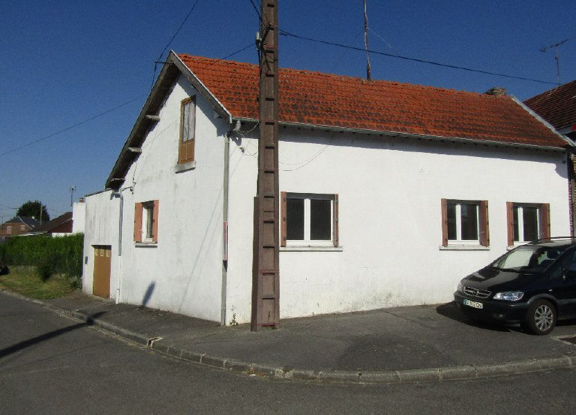 Maison à vendre 66.3m2 à Flavy-le-Martel