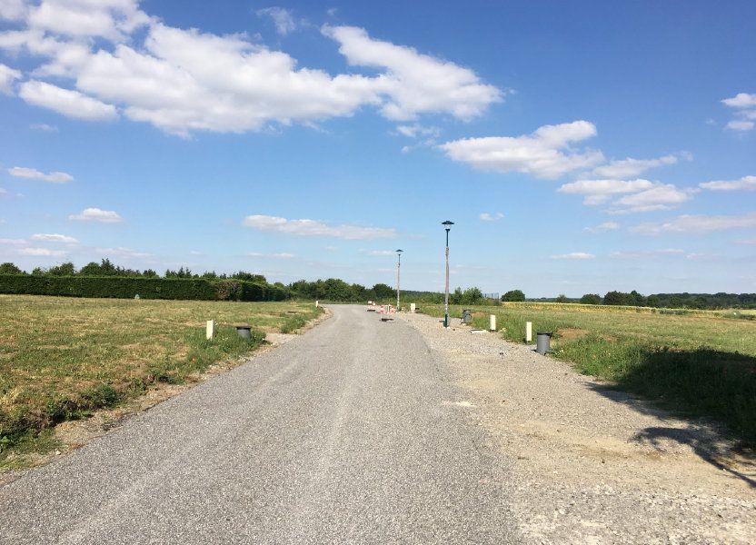 Terrain à vendre 710m2 à Versigny
