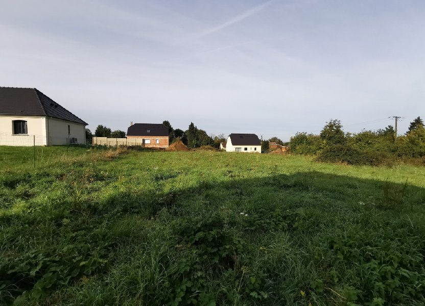Terrain à vendre 2595m2 à Amigny-Rouy