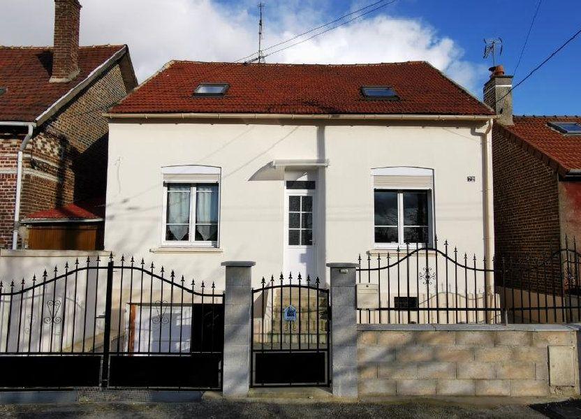Maison à vendre 120m2 à Tergnier