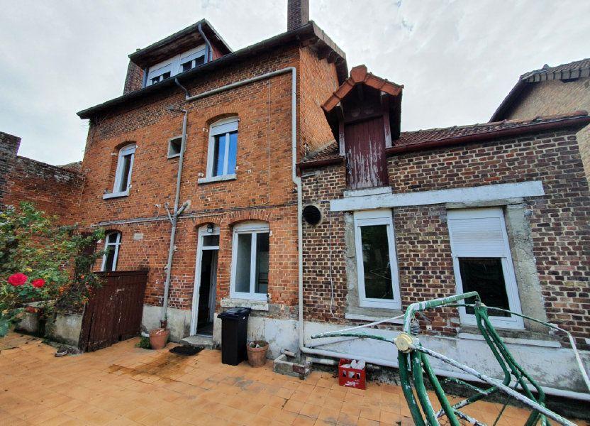Maison à vendre 209m2 à Chauny