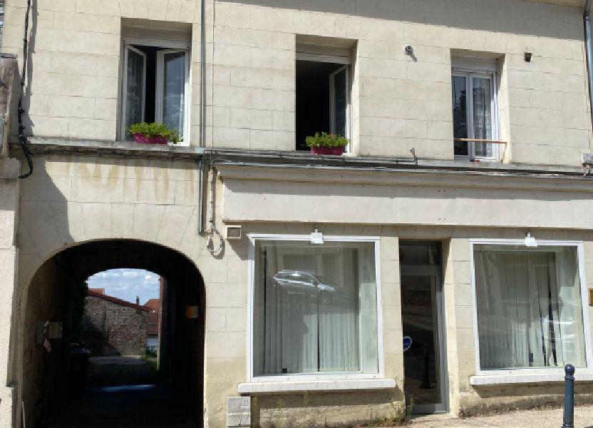 Appartement à louer 47m2 à Saint-Gobain