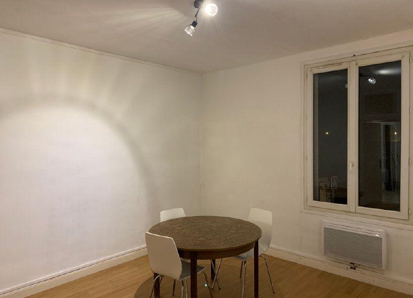 Appartement à louer 42m2 à Tergnier