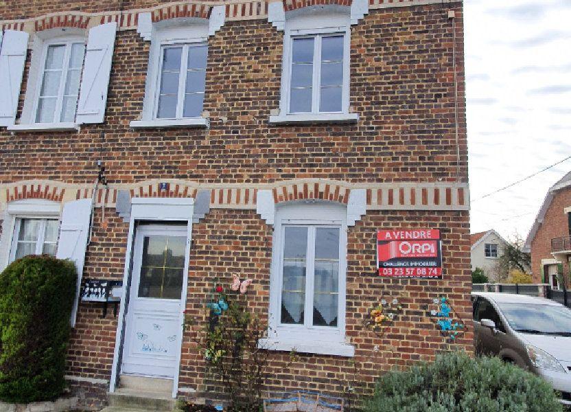 Maison à vendre 105m2 à Saint-Gobain