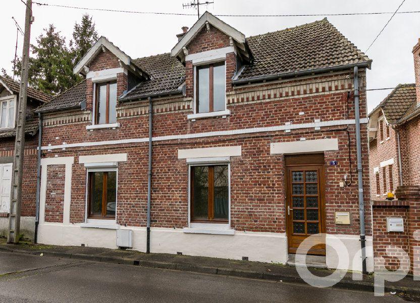 Maison à vendre 124.11m2 à Chauny