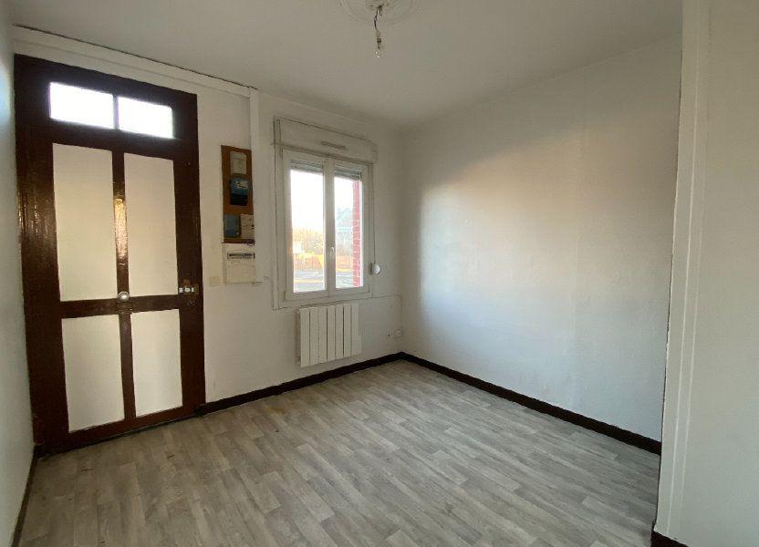 Maison à vendre 55m2 à Tergnier