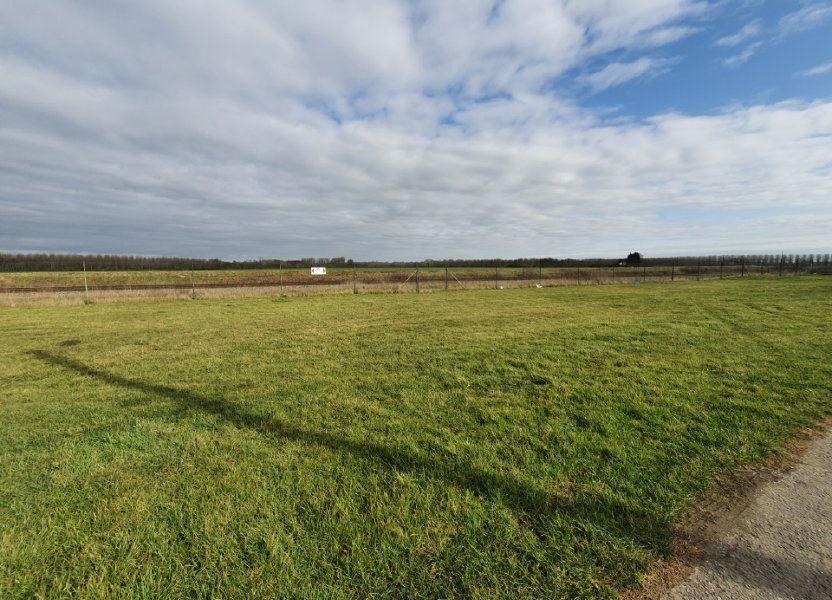 Terrain à vendre 464m2 à Flavy-le-Martel