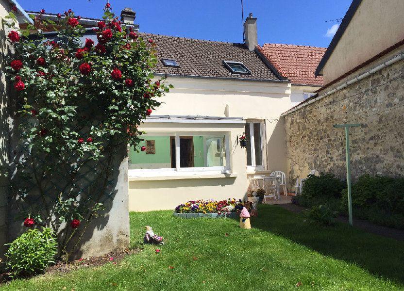 Maison à vendre 106m2 à Laon