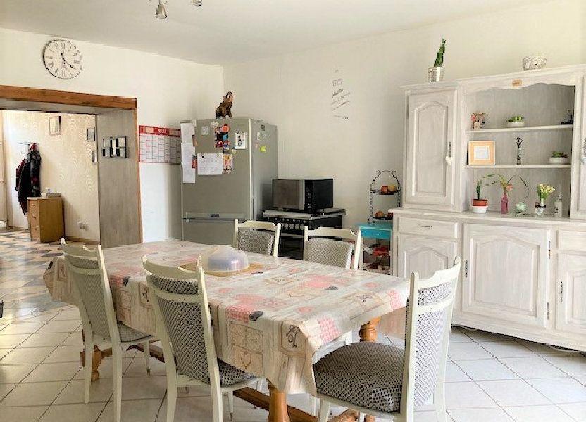Maison à vendre 165m2 à Crécy-sur-Serre