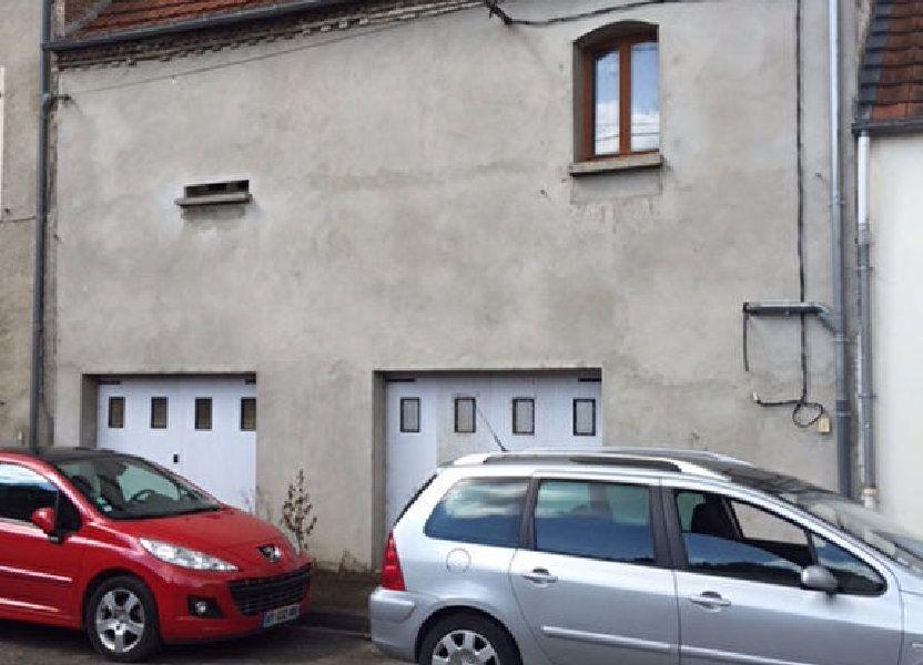 Maison à vendre 170m2 à Sissonne