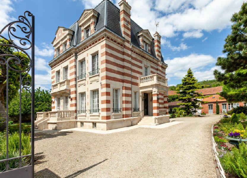 Maison à vendre 352m2 à Vailly-sur-Aisne