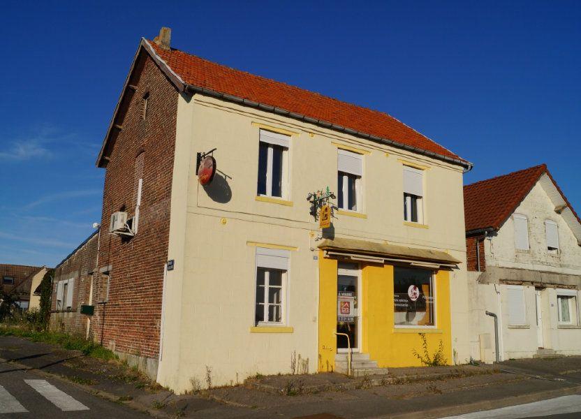 Maison à vendre 124m2 à Aulnois-sous-Laon