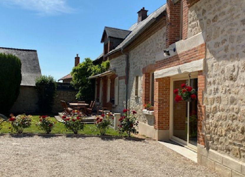 Maison à vendre 250m2 à Monampteuil