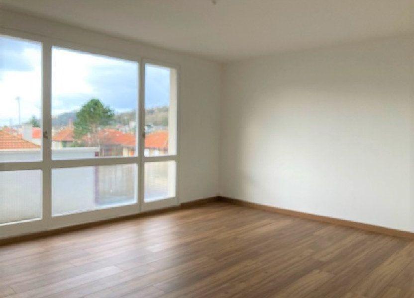 Appartement à vendre 59m2 à Laon
