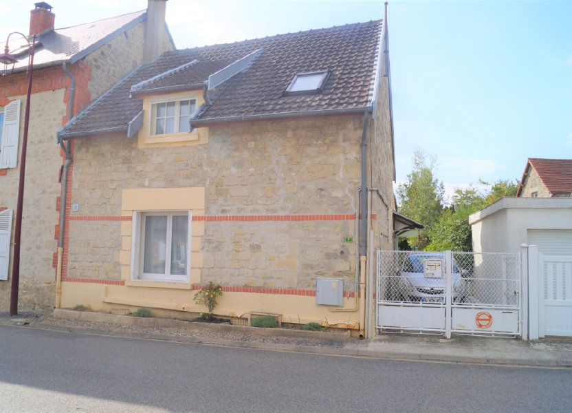 Maison à vendre 85m2 à Monampteuil