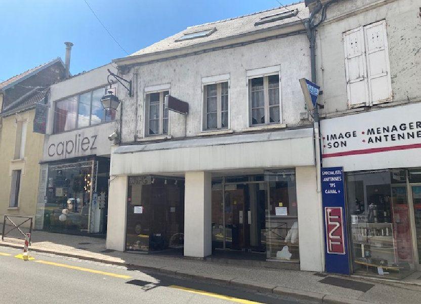 Immeuble à vendre 250m2 à Laon