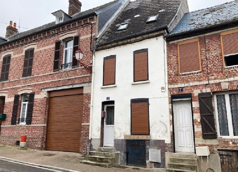 Maison à vendre 75m2 à Marle