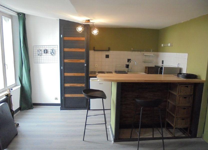 Appartement à louer 24.05m2 à Laon