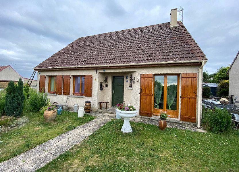 Maison à vendre 128m2 à Verneuil-sur-Serre