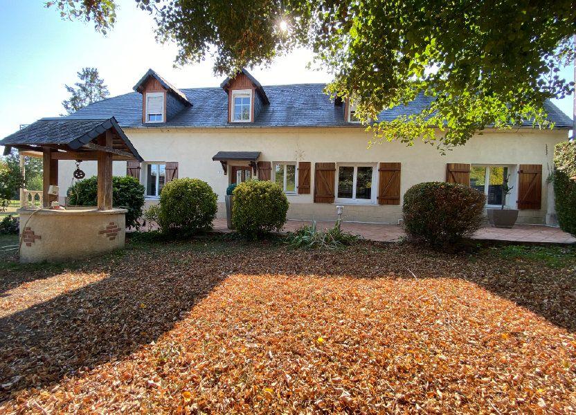 Maison à vendre 340m2 à Royaucourt-et-Chailvet