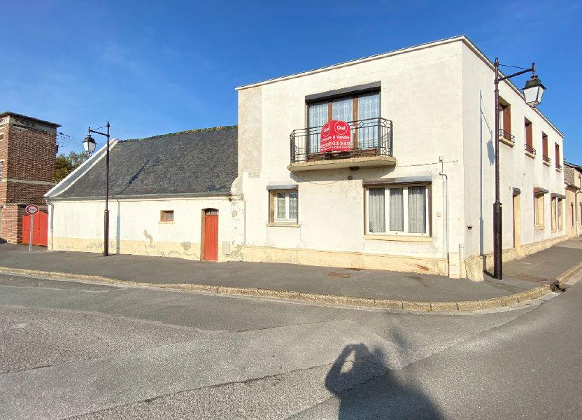 Maison à vendre 215m2 à Crépy